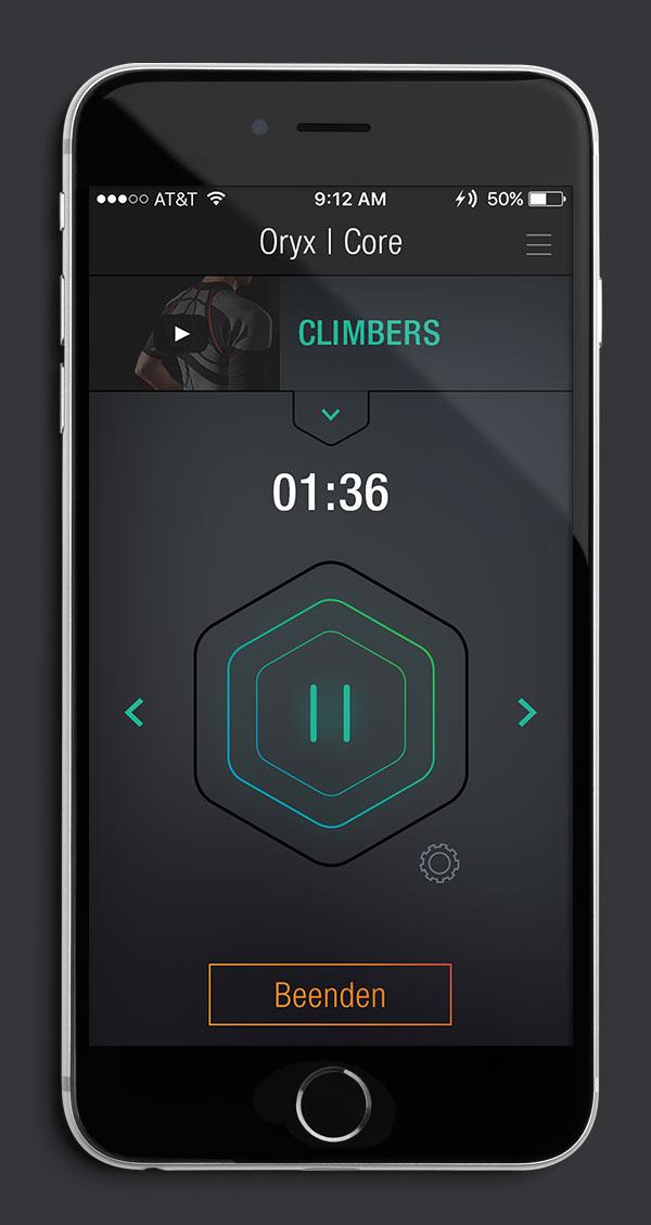 Antelope Suit App Screen 03
