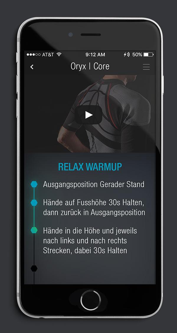 Antelope Suit App Screen 10