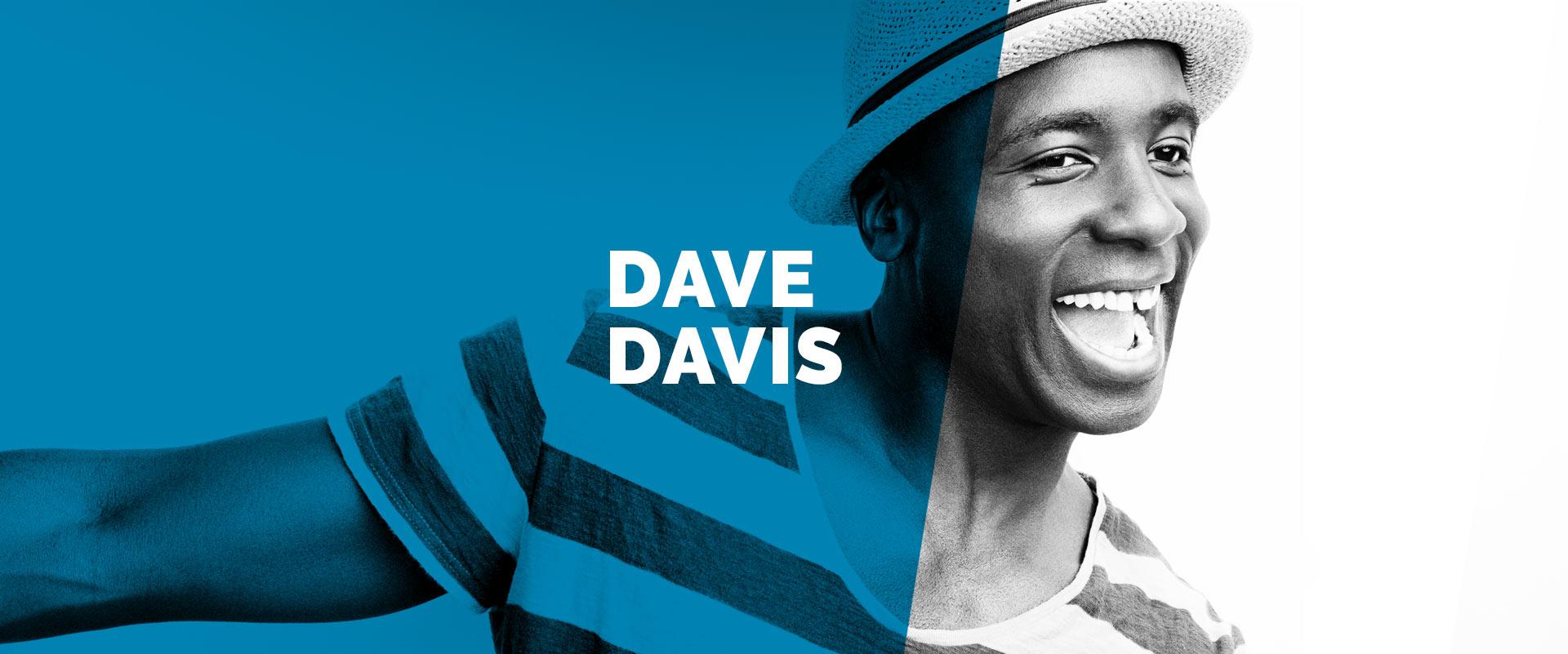 Dave Davis Headbild