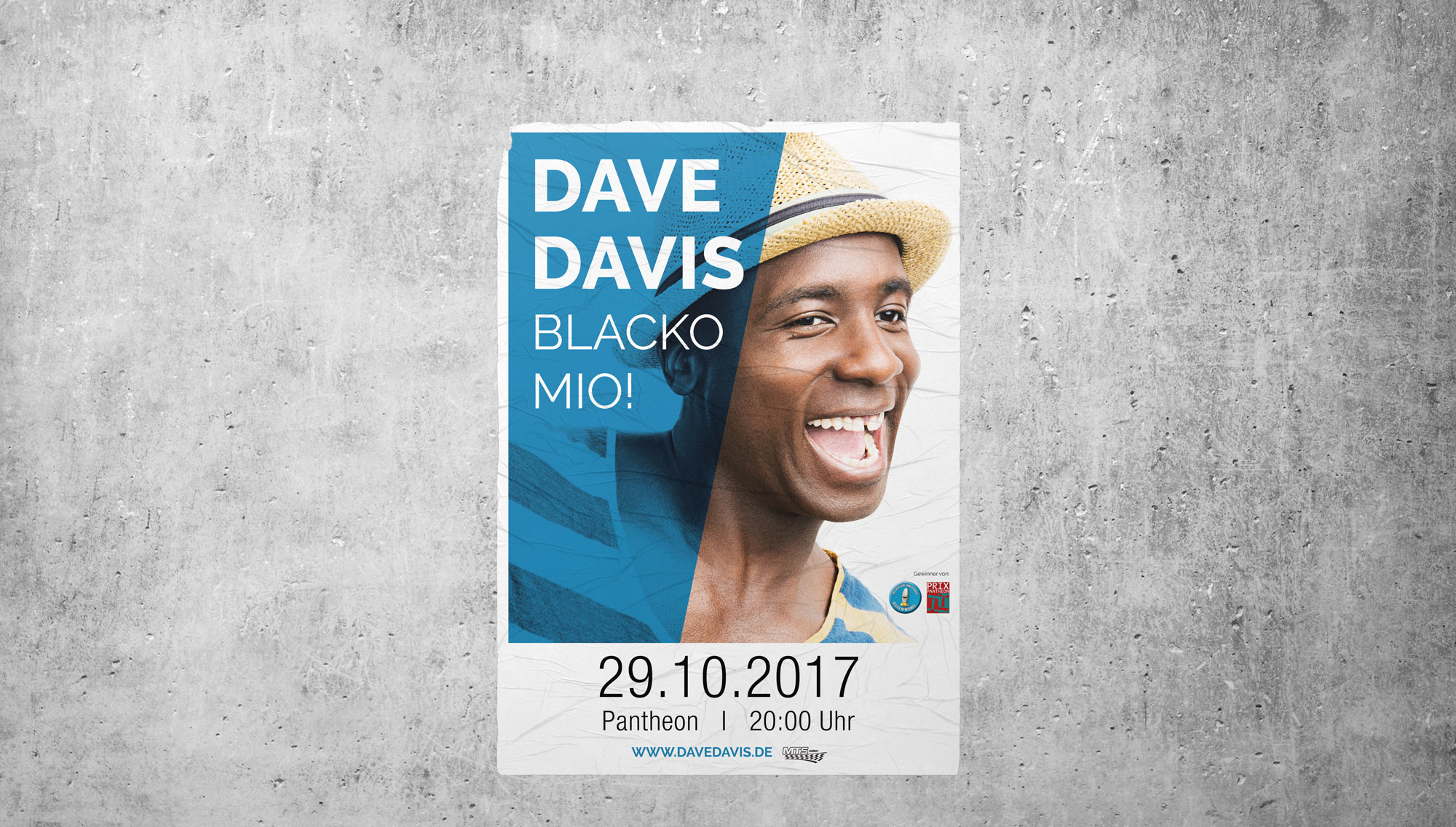 Poster DaveDavis