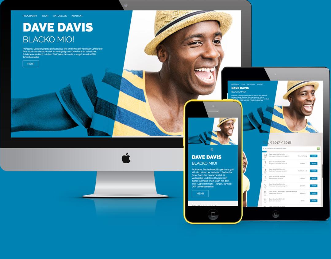Dave Davis CI BG