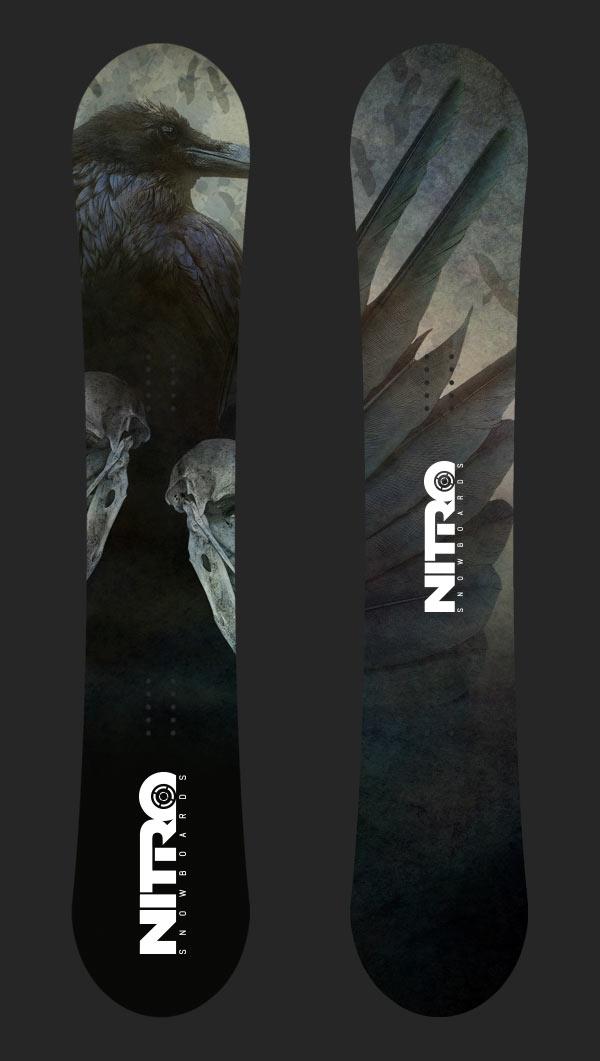 Nitro Board Design 01