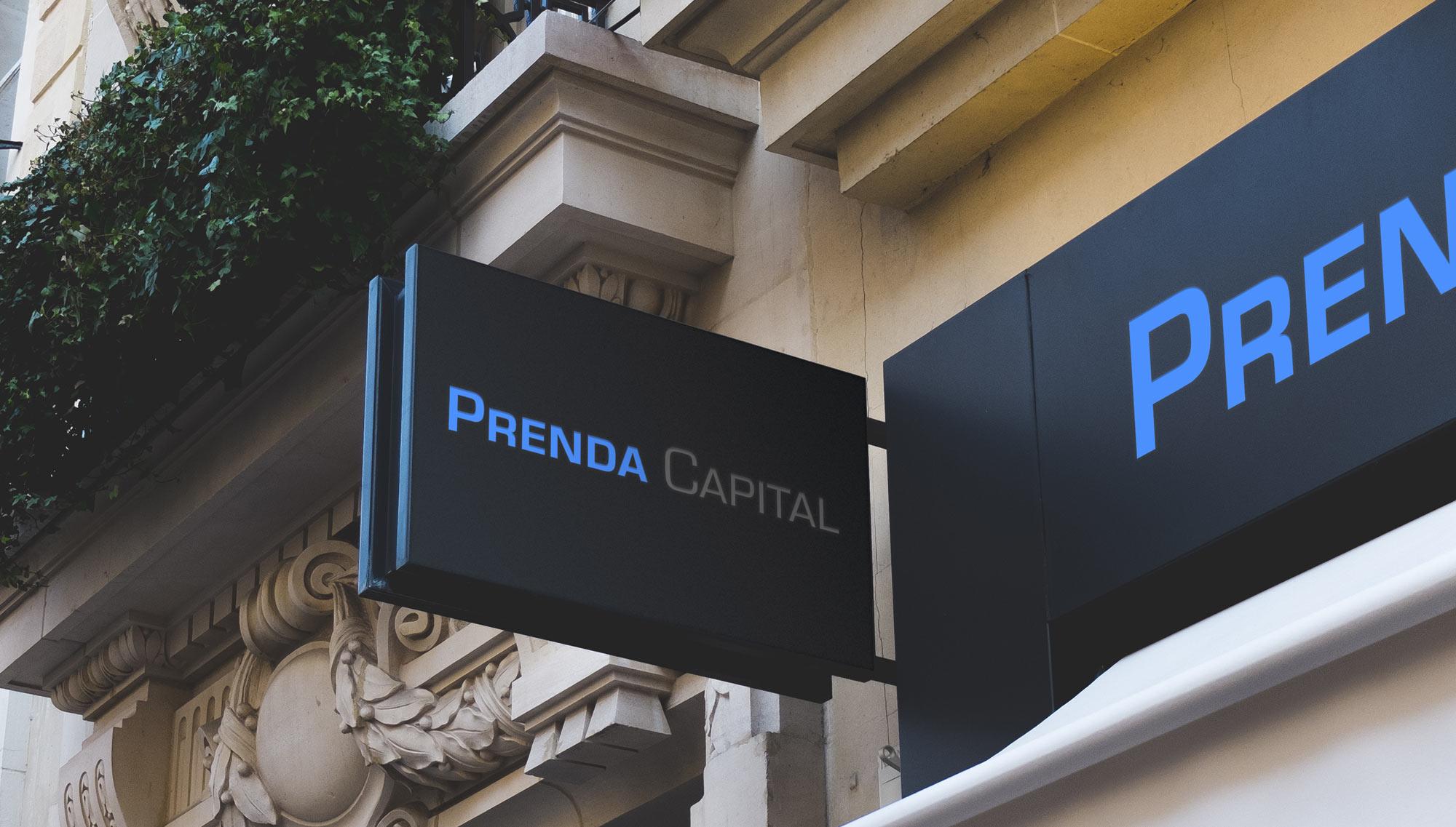 Prenda Capital Sign
