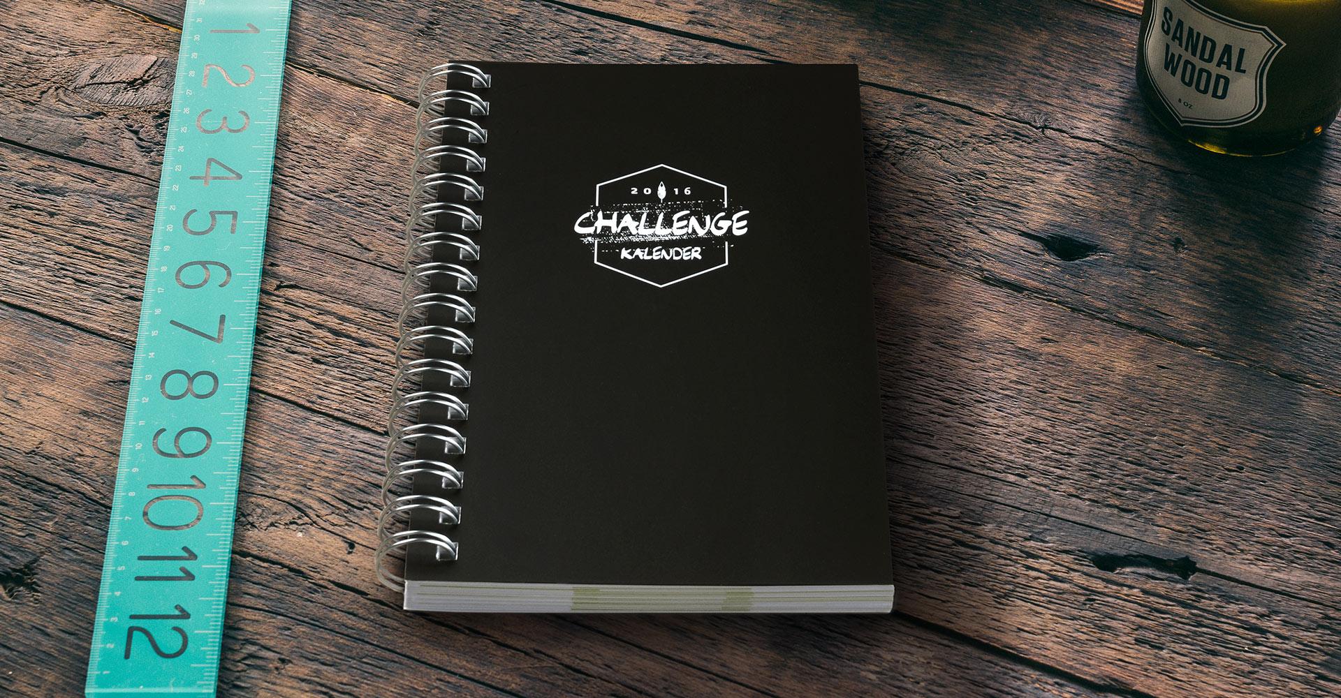 Challenge Kalender Design 01