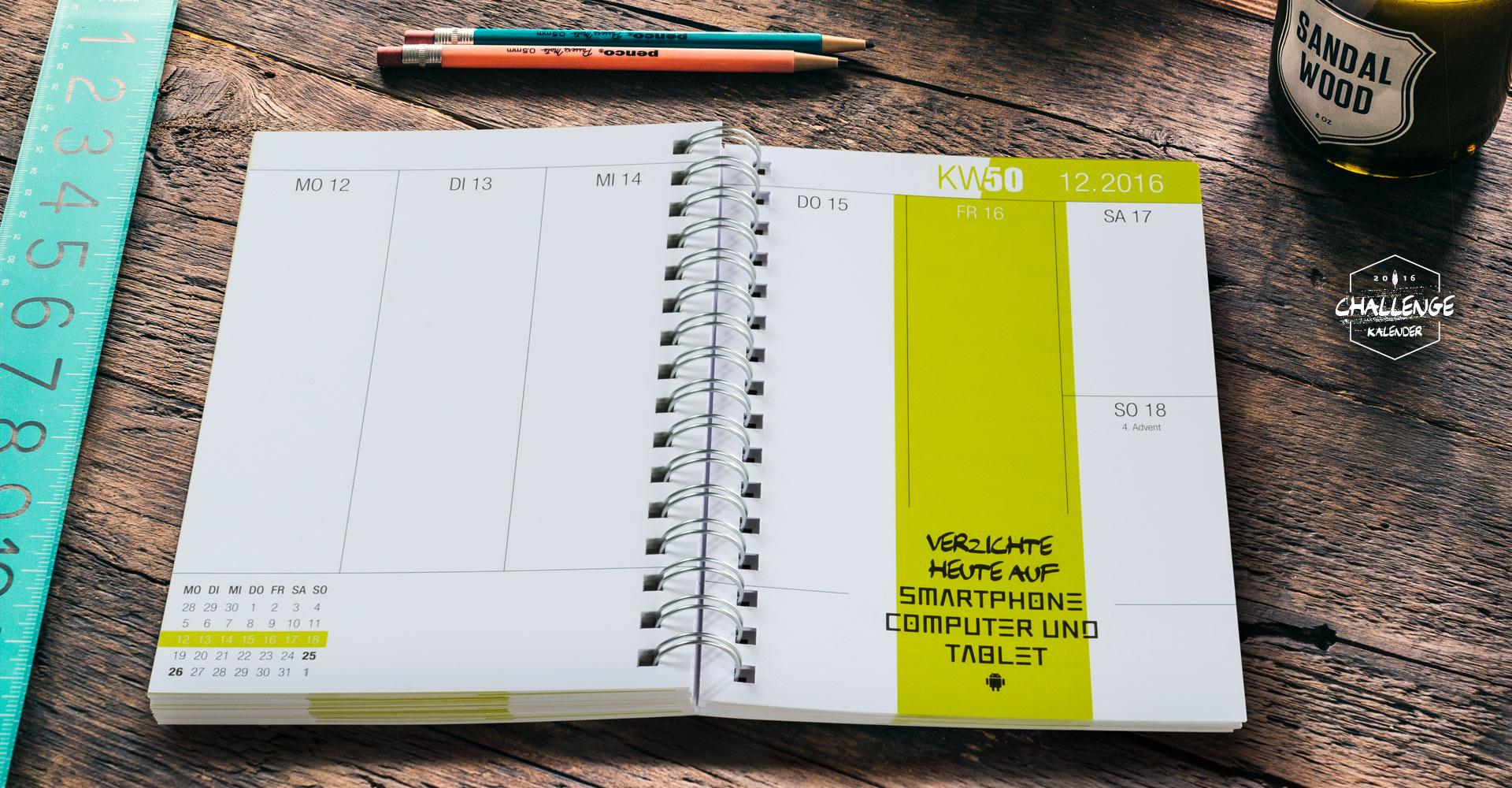 Challenge Kalender Design 02