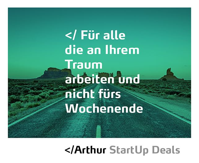 Start-up Angebot