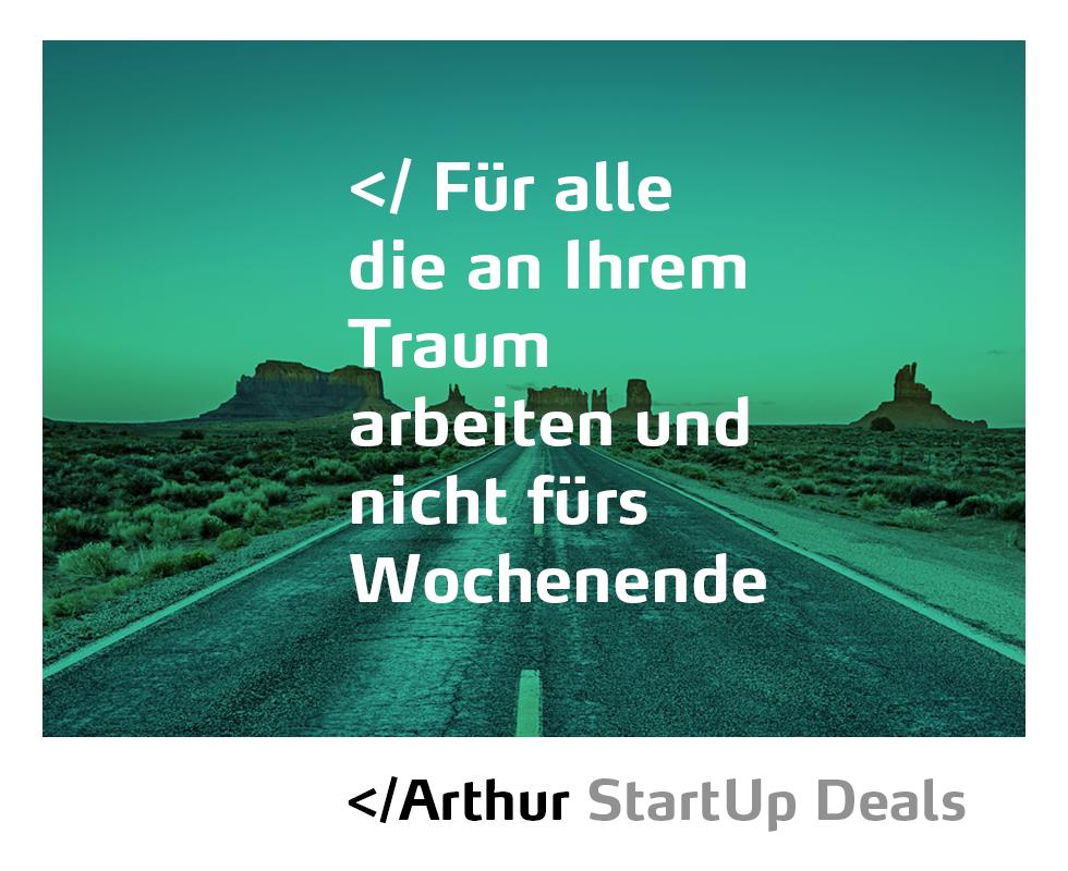 Startup Headbild