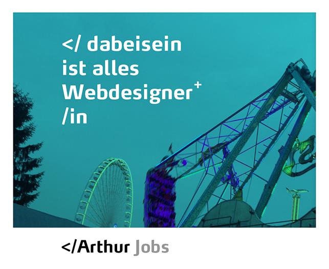 Stellenangebote der Arthur GmbH