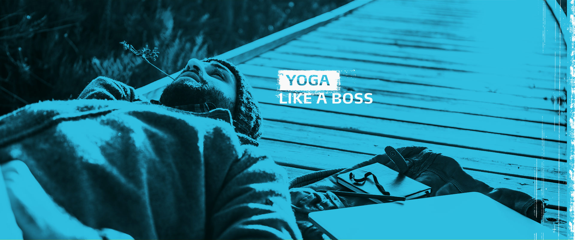 Yoga Like a Boss Headbild