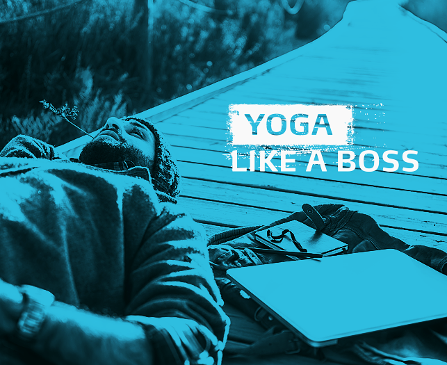 Yoga Like A Boss Projekt